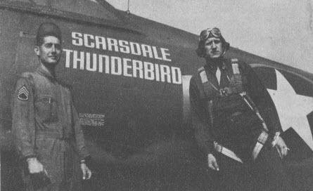 Scarsdale Thunderbird
