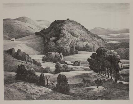 Mohawk Trail by Maitland de Gorgoza